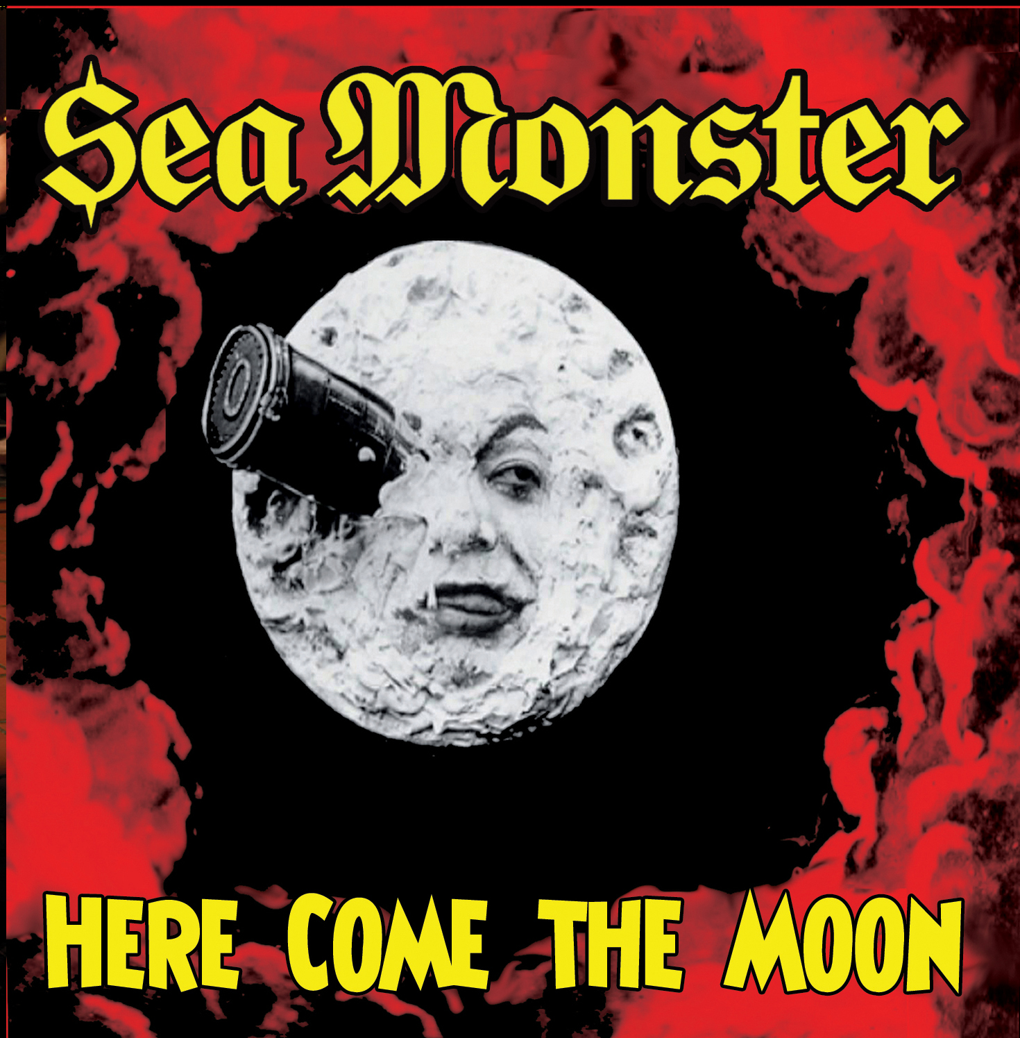 Sea Monster: Here Come the Moon